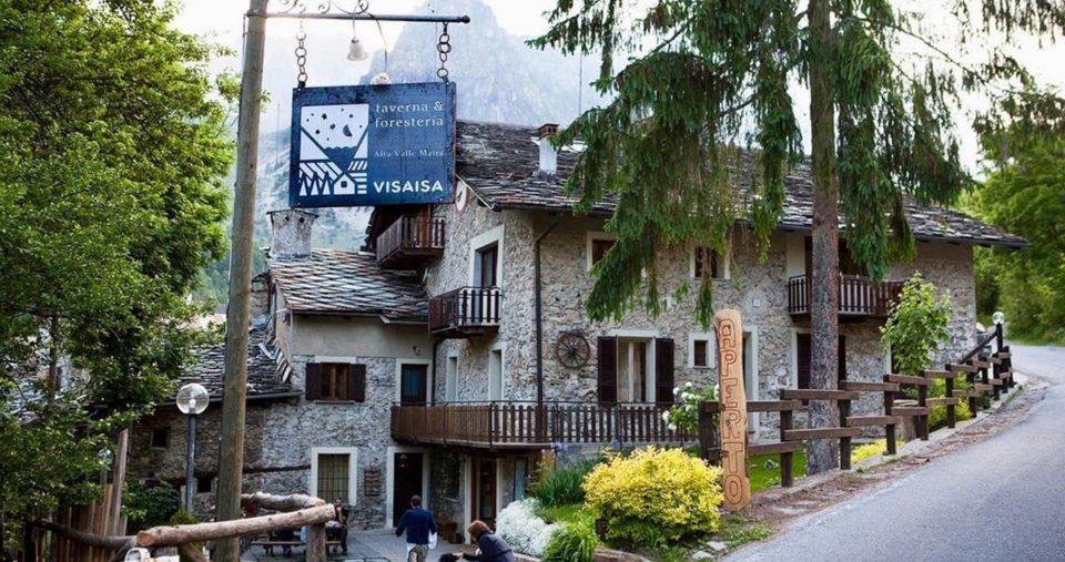 Taverna & Foresteria VISAISA