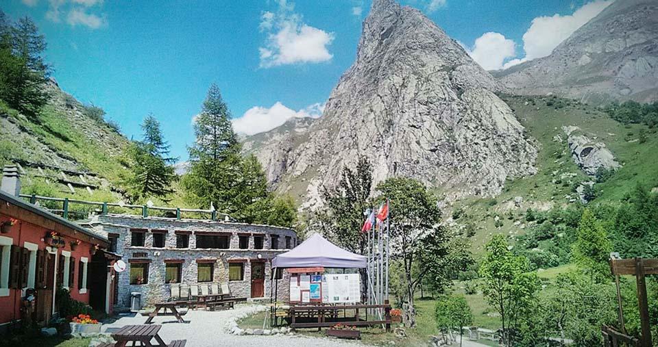 Rifugio Campeggio CAMPO BASE